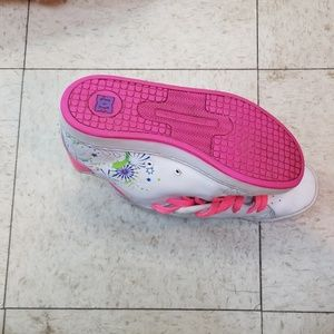 DC Shoes - Women's DC shoes pink and white